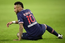 Marseille allege Neymar made racist remarks towards Japan star