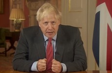 Johnson issues plea for 'spirit of togetherness' but warns of 'difficult' winter ahead in televised address