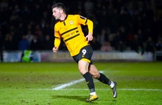 Padraig Amond on target as Newport cause an upset in Carabao Cup
