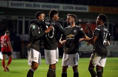 Manchester United labour to unspectacular victory over Luton