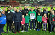 The Irish football fan who inspired a community