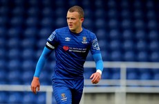 Former Ireland underage striker swaps Waterford for Scottish Premiership