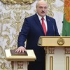 Belarus president sworn in at unannounced inaugural ceremony