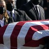 'Tough, brave, a fighter, a winner': Thousands to pay respects today to the late Ruth Bader Ginsburg