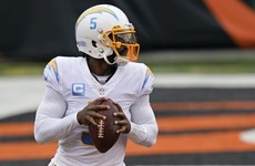 Los Angeles Chargers doctor accidentally punctures quarterback's lung