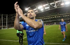 Rob Kearney pens emotional farewell letter as he bows out at Leinster