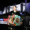 Katie Taylor to return to the ring in November for mandatory title defence