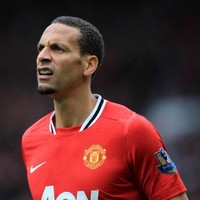 Ferdinand in hot water after appearing to back Cole 'choc ice' insult