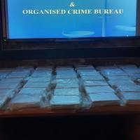 Gardaí seize €3.5 million worth of cocaine in north Dublin