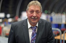 DUP MP Sammy Wilson 'offering no excuse' after he was photographed not wearing a face mask on London Tube