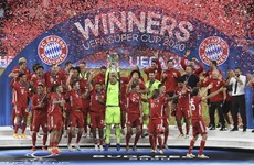 Bayern clinch fourth trophy of the year as Martinez heads Super Cup winner