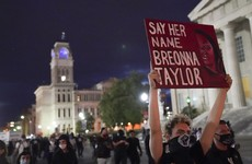 Another night under curfew for Louisville after city rocked by Breonna Taylor protests