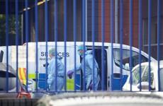 Police officer shot dead in south London custody centre