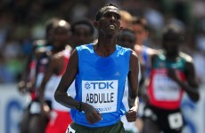 Running from war: Somali athletes defeat hardship for shot at glory