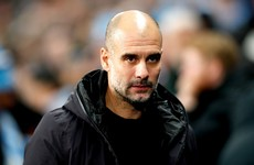 Guardiola says Man City only have 13 fit players
