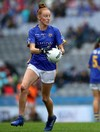 One of the country's top ladies football stars is also playing inter-county camogie this year