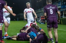 Ulster A leave the RDS with deserved four-try victory over Leinster