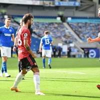 100th-minute penalty saves Man United's blushes in Brighton