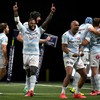 Late Russell magic sees Racing past Saracens and into Champions Cup final