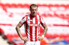 McClean returns to starting line-up in Stoke win