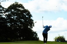 Sugrue slips back as Rai leads the way at Irish Open