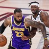 LeBron's triple-double leads the Lakers to their first NBA Finals in a decade