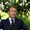 'It's clear he has to go': Macron calls for Belarus president Lukashenko to resign