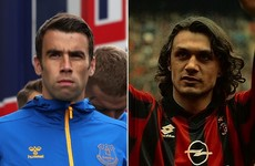 'He is up there with Maldini' - Ancelotti heaps praise on Everton captain Coleman