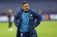 Schalke axe former Huddersfield Town boss after 18-match winless run