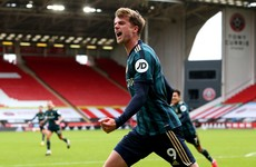 Bamford strikes late to claim Yorkshire derby win for Leeds