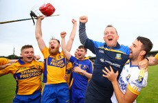 Davy celebrates again in Clare as Sixmilebridge crowned senior hurling champions once more