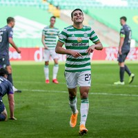 Celtic hot on the heels of Rangers after brushing aside Hibernian