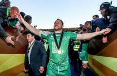 'I've had such an amazing career' - Former Connacht man Eoin McKeon retires