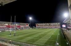 Ulster to welcome 600 fans for Friday's Pro14 opener in first for Irish rugby