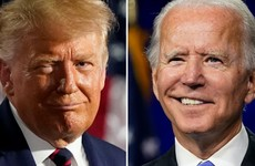 As it happened: Donald Trump and Joe Biden go head-to-head in first presidential debate