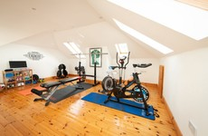 4 of a kind: Homes with gyms for workouts whenever you like