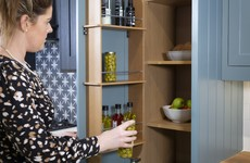 How to solve your kitchen storage dilemmas - from cluttered worktops to packed presses