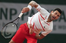 Djokovic in cruise control at Roland Garros as row sparks video replay call