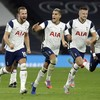 Tottenham win penalty shoot-out to knock Chelsea out of Carabao Cup