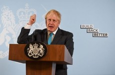 Boris Johnson to hold press conference as UK records biggest ever rise in new cases