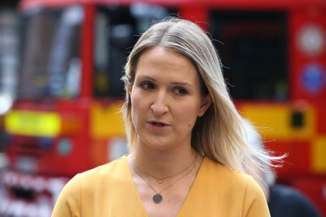 Minister for Justice Helen McEntee was asked about scenes in Galway.