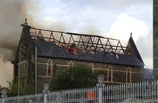 Gardaí appeal for information over fire which gutted former convent in Cork