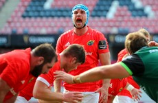 Beirne's Munster ambition burns bright as he gets set for first clash with Scarlets