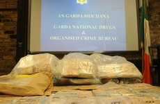 Gardaí seize €4 million in cash after raids on suspected drug trafficking gang in Laois and Kerry