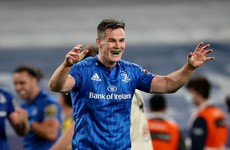 Sexton to captain Leinster in Pro14 opener while Larmour and Keenan switch roles
