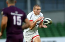 Stockdale at 15, Coetzee returns and debuts to be made as Ulster name XV for Benetton opener