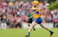Clare's Colm Galvin to miss inter-county season through injury