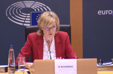 Mairéad McGuinness tells EU hearing she wants a 'fair and sustainable' tax system
