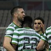 Odsonne Edouard's goal secures Celtic's place in the Europa League group stages