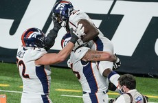 Denver Broncos defeat New York Jets despite being depleted